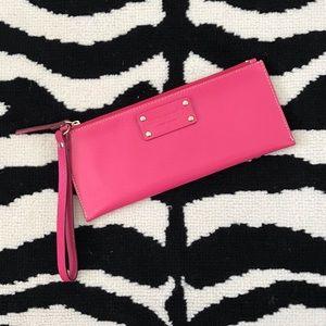 Kate Spade Pink Wristlet